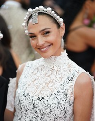 Gal Gadot  -                  2019 Met Gala Celebrating Camp: Notes on Fashion New York City May 6th 2019.