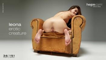 Leona Mia Leona - Erotic Creature  07/31/19