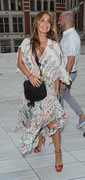 Louise Redknapp -                    Syco Summer Party Victoria and Albert Museum London July 9th 2018.