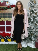 Sofia Vergara - Brooks Brothers' Holiday Celebration in LA 12/9/18