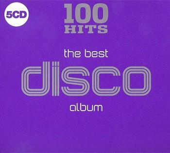 100 Hits - The Best Disco Album 5CD (2018) Full Albüm İndir
