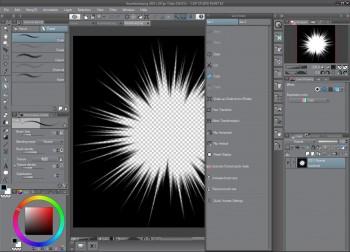 Clip Studio Paint EX 1.7.3 (Multi/En/De) + Materials