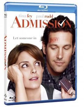 Admission - Matricole dentro o fuori (2013) Full Blu-Ray 33Gb AVC ITA DTS 5.1 ENG DTS-HD MA 5.1 MULTI