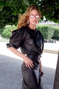 Doutzen Kroes - Louis Vuitton SS19 Men's Wear Fashion Show in Paris 6/21/18