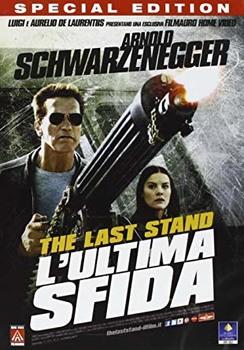 The Last Stand - L'Ultima Sfida [ Special Edition ] (2013) DVD9 Copia 1:1 Ita Eng