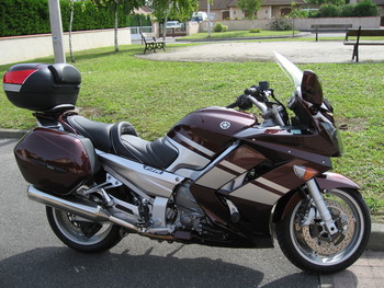 Vends FJR 1300 AS, 2007, 48 000km, 1ère main. 97432a994892304