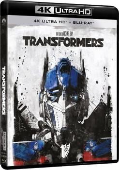 Transformers (2007) Full Blu-Ray 4K 2160p UHD HDR 10Bits HEVC ITA DD 5.1 ENG TrueHD 7.1 MULTI