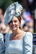 Kate Middleton -                               Trooping The Colour London June 9th 2018 With Camilla Parker Bowles.