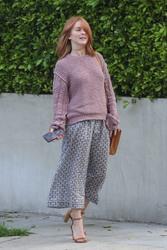 Julianne Hough - Out in LA 4/4/18