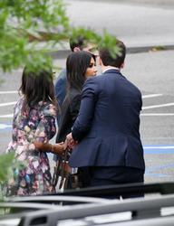 Kim Kardashian - Visiting The White House in Washington, D.C. 5/30/18