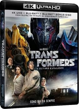 Transformers - L'ultimo cavaliere (2017) Full Blu-Ray 4K 2160p UHD HDR 10Bits HEVC ITA DD 5.1 ENG TrueHD 7.1 MULTI