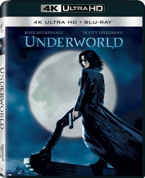 Underworld (2003) [Theatrical Cut] Full Blu-Ray 4K 2160p UHD HDR 10Bits HEVC ITA FRE DTS-HD MA 5.1 ENG TrueHD 7.1