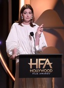 Anne Hathaway - 22nd Annual Hollywood Film Awards at Beverly Hilton Hotel 11/4/18
