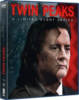 Twin Peaks - La serie evento - Stagione 1 (2017) [8-Blu-Ray] Full Blu-Ray 352Gb AVC ITA DD 5.1 ENG TrueHD 5.1 MULTI