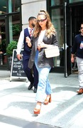 Jessica Alba - Leaving a meeting in NYC 7/24/2018 aa3fe3931389004
