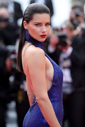"Adriana Lima - ""Oh Mercy!"" screening at 72nd Annual Cannes Film Festival, 5/22/2019"
