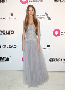 Josephine Skriver - 27th Annual Elton John AIDS Foundation Academy Awards Viewing Party 2/24/19