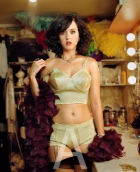 Katy Perry - Martin Schoeller Photoshoot For People Magazine in 2010