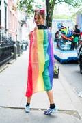 Josephine Skriver -                             New York City Pride March June 24th 2018.