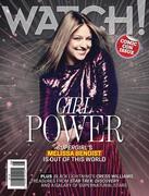 Melissa Benoist -                  Watch! Magazine August (2018).