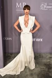 Jackie Cruz - 2018 amfAR Gala New York 2/7/18