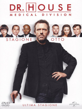 Dr. House - Medical Division - Stagione 8 (2011-2012) 6xDVD9 Copia 1:1 ITA-ENG