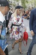Rita Ora -                   Dior Homme Show S/S 2019 Paris June 23rd 2018.