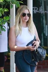Ashley Benson - Shopping in West Hollywood 7/21/18