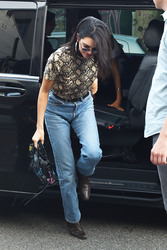 Kendall Jenner - Out in Milan 9/20/18