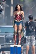 Gal Gadot - Filming 'Wonder Woman 1984' in Washington,D.C. 6/18/18