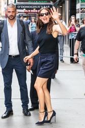 Jennifer Garner Visits 'Good Morning America' in New York City 07/16/2018f4713f921666654