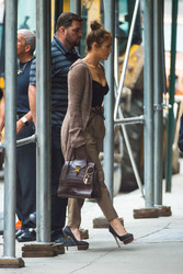 Jennifer Lopez - Out in NYC 7/22/18