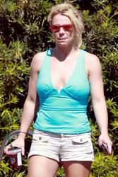Britney Spears - Out in LA 9/26/18
