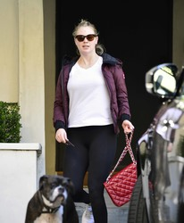 Kate Upton - Leaving the gym in LA 1/31/19