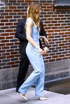 Jessica Biel - Leaving The Late Show with Stephen Colbert in NYC 8/15/18