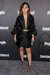 Francia Raisa - Entertainment Weekly and People Upfronts Party in NYC 5/14/18