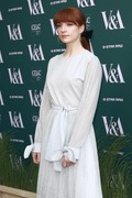 "Nicola Roberts  -                              ""Fashioned For Nature"" Exhibition VIP Preview London April 18th 2018."