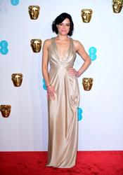 Michelle Rodriguez - 72nd British Academy Film Awards in London 02/10/2019