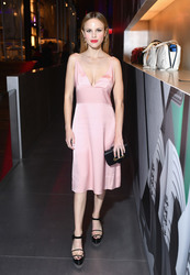Halston Sage - Prada Presents Prada Linea Rossa in NYC 9/8/18