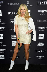Christie Brinkley - Harper's Bazaar Icons Party in NYC 9/7/18