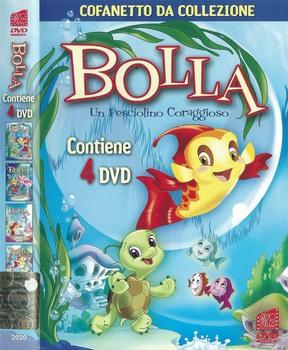 Bolla - un pesciolino coraggioso [cofanetto da collezione] (2008) 4xDVD5 COPIA 1:1 ITA MAN