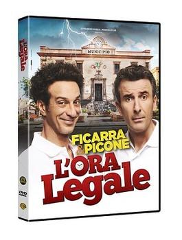 L'ora legale (2016) DVD9 Copia 1:1 ITA