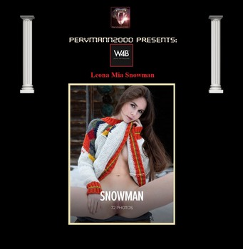02 14 2019-019-W4B-Leona Mia Snowman 72 pics