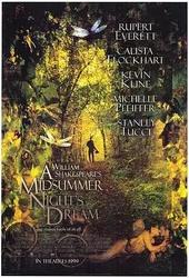 仲夏夜之梦 A Midsummer Night's Dream_海报