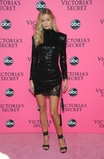 Frida Aasen - 2018 Victoria's Secret Viewing Party in NYC 12/2/18