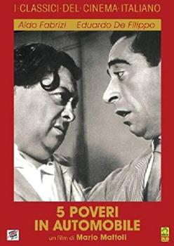 Cinque poveri in automobile (1952) DVD5 Copia 1:1 ITA