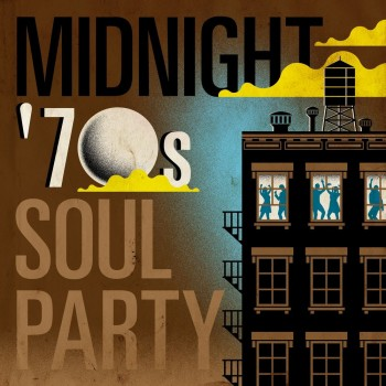 Various Artists - Midnight 70s Soul Party (2019) Full Albüm İndir