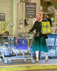 Cameron Diaz - At Whole Foods in Beverly Hills 3/7/19
