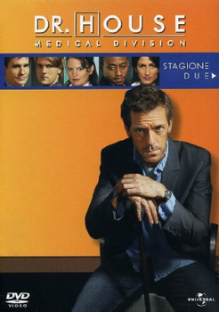 Dr. House - Medical Division - Stagione 2 (2005-2006) 6xDVD9 Copia 1:1 ITA-ENG