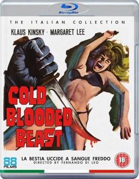 La bestia uccide a sangue freddo (1971) Full Blu-Ray 22Gb AVC ITA GER DTS-HD MA 2.0
